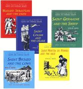 Saints and friendly beasts series