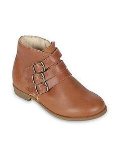 Old Soles Toddler's & Kid's Leather Booties