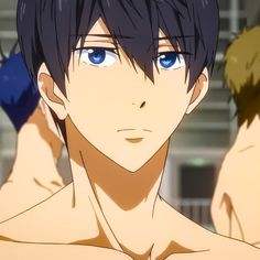 Swim Club, Free Anime, Chloe, Prince, Fall, Autumn, Fall Season
