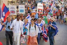 Organización cristiana desafiará a UNESCO por la clasificación de los Santos Lugaresjudíos