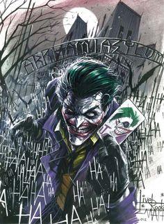 Joker by Francesco Mattina
