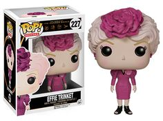 The Girl On Fire Continues to Burn in Pop! Style | Funko Effie Trinket