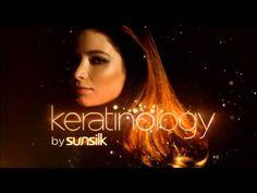 Tο νέο τηλεοπτικό του #KeratinologybySunsilk. Ανακαλύψτε την προσιτή πολυτέλεια για την αναδόμηση των μαλλιών σας!
