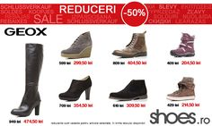 Promoţie GEOX Cowboy Boots, Shoes, Fashion, Moda, Zapatos, Shoes Outlet, Fashion Styles, Shoe, Western Boot