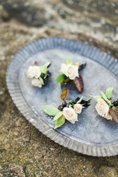 Event planning: http://angweddingsandevents.com | Photography: http://www.judypak.com | Read More: https://www.stylemepretty.com/2017/12/13/fall-barn-wedding/