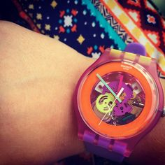 Got one but the blue one  #Swatch
