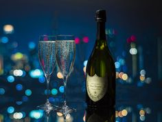 Ambient Drinks. Dom Perignon shot by Jonathan Knowles  www.jknowles.co.uk  #photography #drink #alcohol #branding #drinksphotography #liquidphotography #liquid