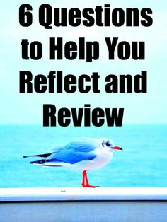 6 Questions to Reflect and Review | Psychology Today