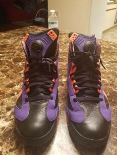 981418c70038 eebok Pump Shaq Attaq Phoenix Suns Basketball Sneakers  fashion  clothing   shoes  accessories  mensshoes  athleticshoes (ebay link)