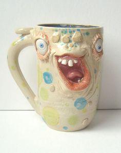ugly mug.   love.