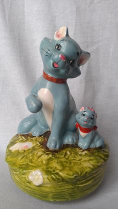 Vintage Rare Aristocats Movie Music Box from by DeeSweetNostalgia, $25.00 - SOLD