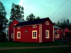 Local History Museum Isokyrö, Finland.