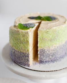 Sugar Glitter Cake