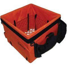 Attwood Kayak Crate Bag, Orange, Multicolor