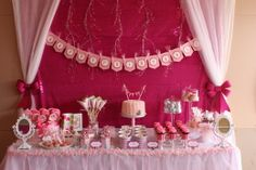 backdrop with curtain
