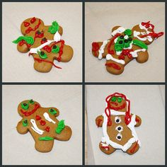 The best classic gingerbread cookie recipe.