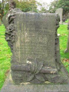 Frederick William Hall - World War I Victoria Cross Recipient.