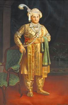 The Wadiyar's another South Indian Royal Family   Jayachamaraja Wodeyar Bahadur