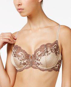 fbe4fd77af270e Wacoal Lace Affair Sheer Lace Bra 851256 Women - All Bras - Macy s