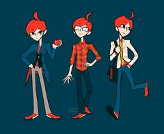 Applo Outfits 2 by oxboxer on deviantART