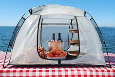 PicnicPal PP-100 The Food Protecting Picnic Size Tent New