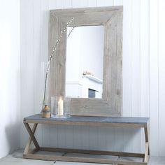 Linden Acacia Mirror