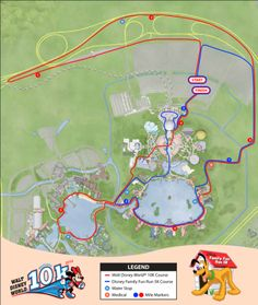 The inaugural Walt Disney World 10K at the Walt Disney World Marathon Weekend took nearly 10,000 runners through Epcot with Minnie Mouse as a muse.