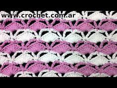 Punto N° 32 en tejido crochet