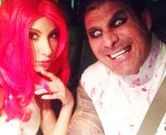 Video: Jose Canseco's Halloween costume is insane