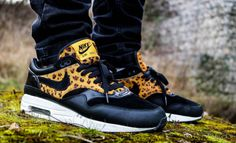 Nike Air Max 1 'Beast Pack' (by NEZCAR95)