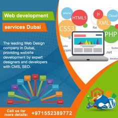 The leading Web Design, Web Development, and Internet Marketing Agency. Create the Best-in-Class Web Solutions and SEO.  If you are a company in Dubai or Sharjah and looking for a reliable web design company who can take care of your website development professionally then you've come to the right place!  Visit: http://xcltechnologies.com/services/ please contact us at marketing@xcltechnologies.com Or Call us at +971 55 2389772