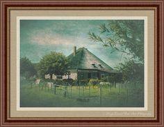 Stolpboerderij in Castricum