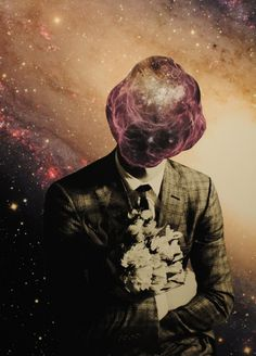 Colleen Cunningham. Cosmic Man, 2011.