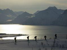 Skitouren Lyngen Alps