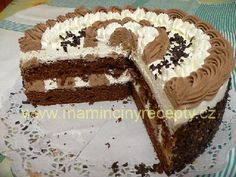Czech Desserts, Tiramisu, Baking, Ethnic Recipes, Bakken, Bread, Backen, Tiramisu Cake, Reposteria