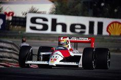 Ayrton Senna McLaren GP Belgio 1988