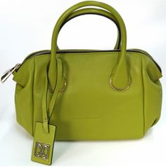 COCCINELLE Olive green Tote bag / 코치넬리 토트백, 크로스백