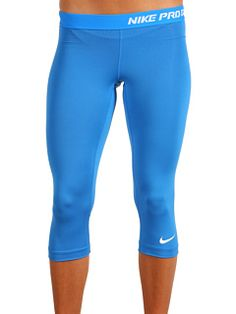 Nike Capris. I think I'd work out more if I had some of these :)