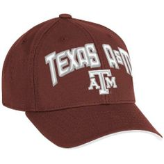 NCAA Texas A&M Aggies Structured Adjustable Hat, One Size Fits All, Maroon adidas. $8.36. Save 54% Off!