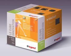 Legrand - Le Cube Innovation