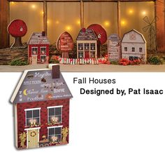 KP Creek Gifts - Hayride Chunky House
