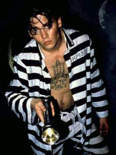 Johnny Depp Cry Baby