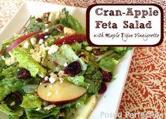 Cran-Apple Feta Sala