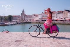 Vieux Port de La Rochelle #DansMesBakkies #velo #shopping Shopping, Molle Pouches