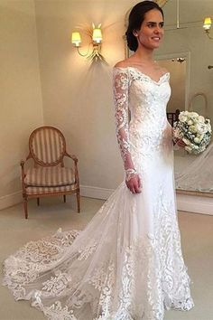 Lace Wedding Dresses #LaceWeddingDresses, Wedding Dresses For Cheap #WeddingDressesForCheap, Wedding Dresses 2018 #WeddingDresses2018