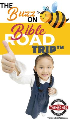 The Buzz on Bible Road Trip™ Homeschool High School, Homeschool Curriculum, Homeschool Kindergarten, Parenting Articles, Parenting Books, Lessons For Kids, Bible Lessons, Scripture Memorization, Bible Crafts For Kids