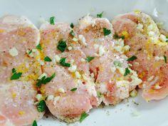 21 Day Fix Grilled Lemon-Herb Pork Chops