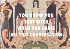 The truth about that bitchThe truth (1903), Ferdinand Hodler / Formation, Beyoncé