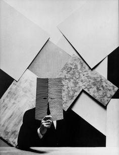 Jan Vercruysse - Autoportrait, 1984