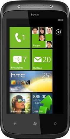 Htc T8698 7 MOZART Unlocked Phone -- For more information, visit image link.